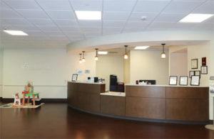 Prestige ER Building Front Desk