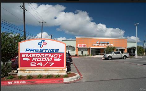San Antonio Prestige ER Alamo Ranch / Helotes - Blue
