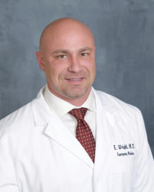 Edward Wright, MD Prestige ER Emergency Medicine Physician in San Antonio,