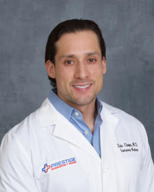Luis Chapa, MD Prestige ER Emergency Medicine Physician in San Antonio,