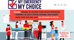 My Emergency, My Choice.