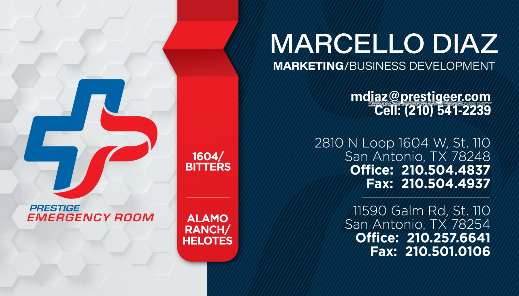 Marcello Business Card